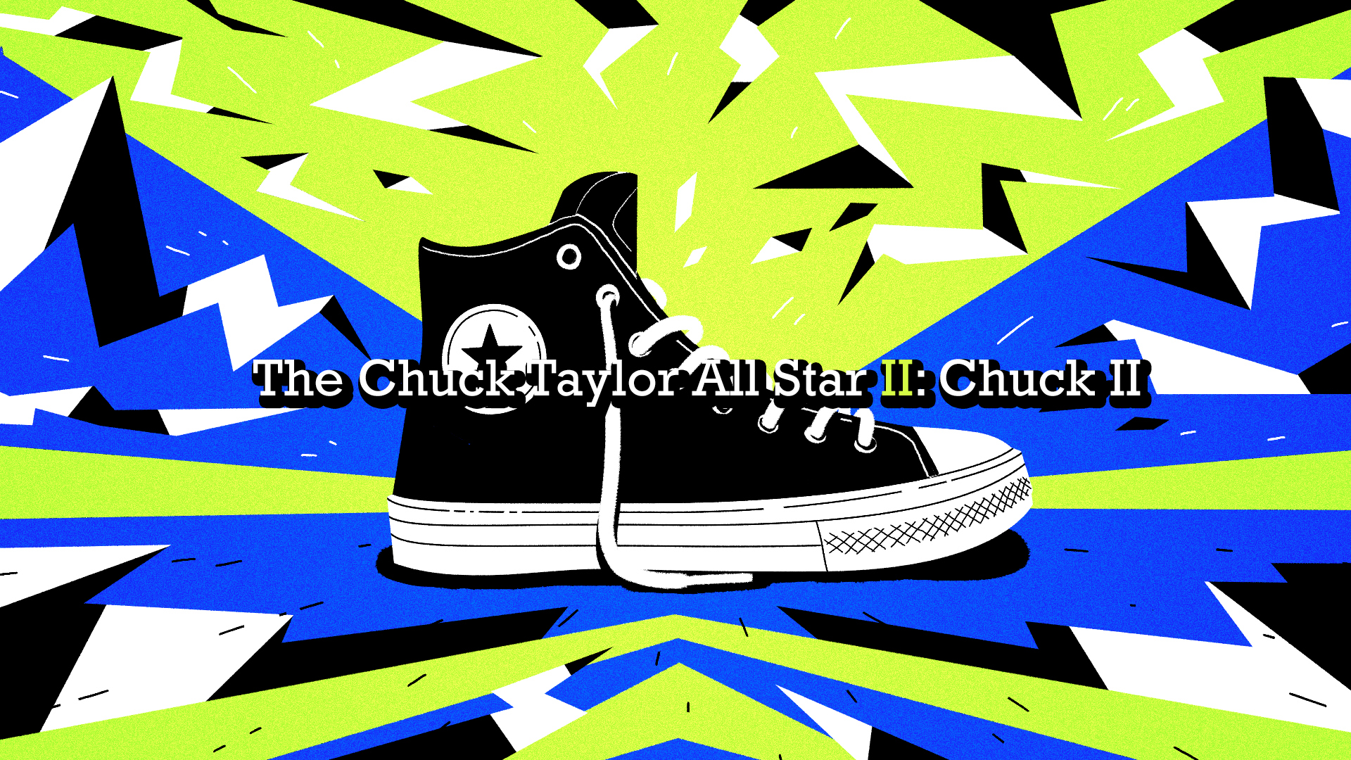 91a9be465a5b92 Converse Chuck Taylor II on Behance