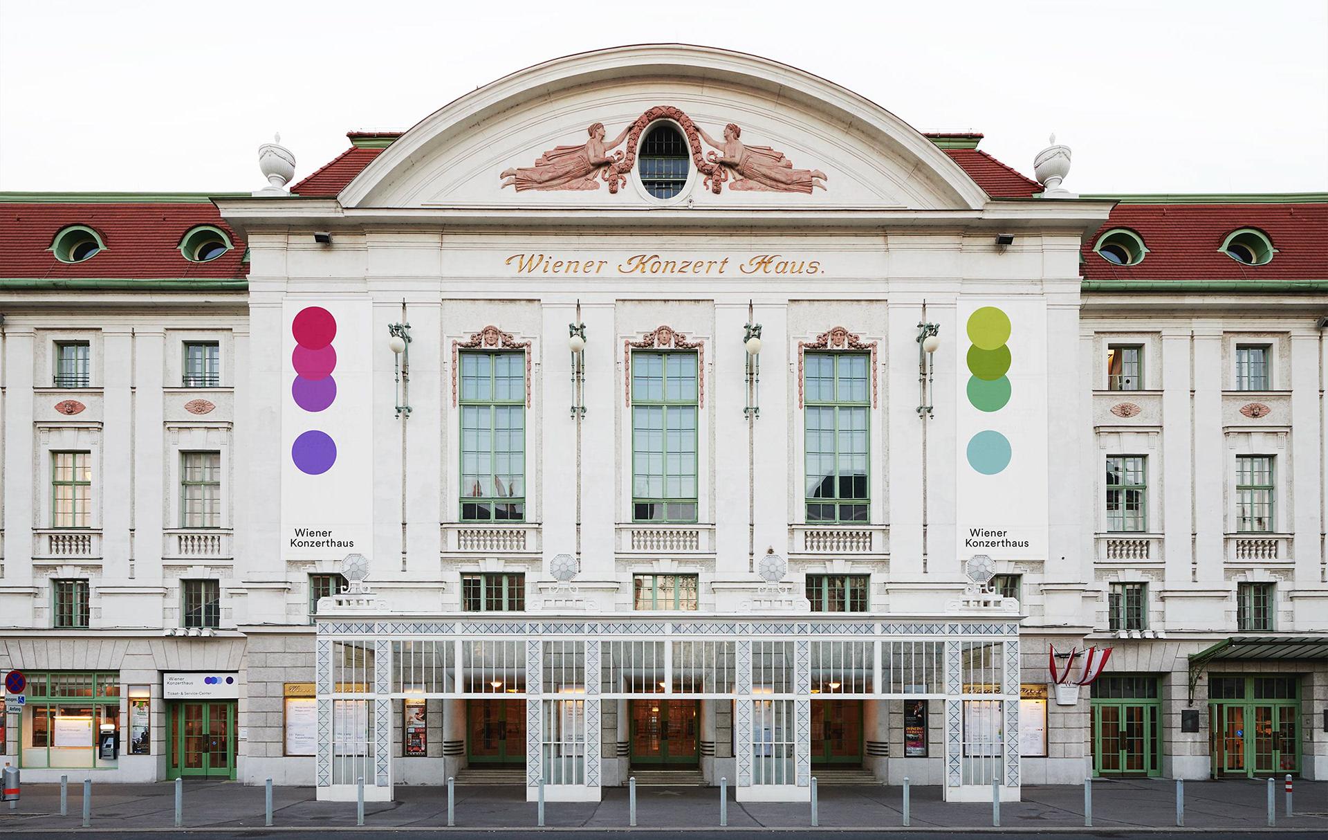 Wiener Konzerthaus - Branding