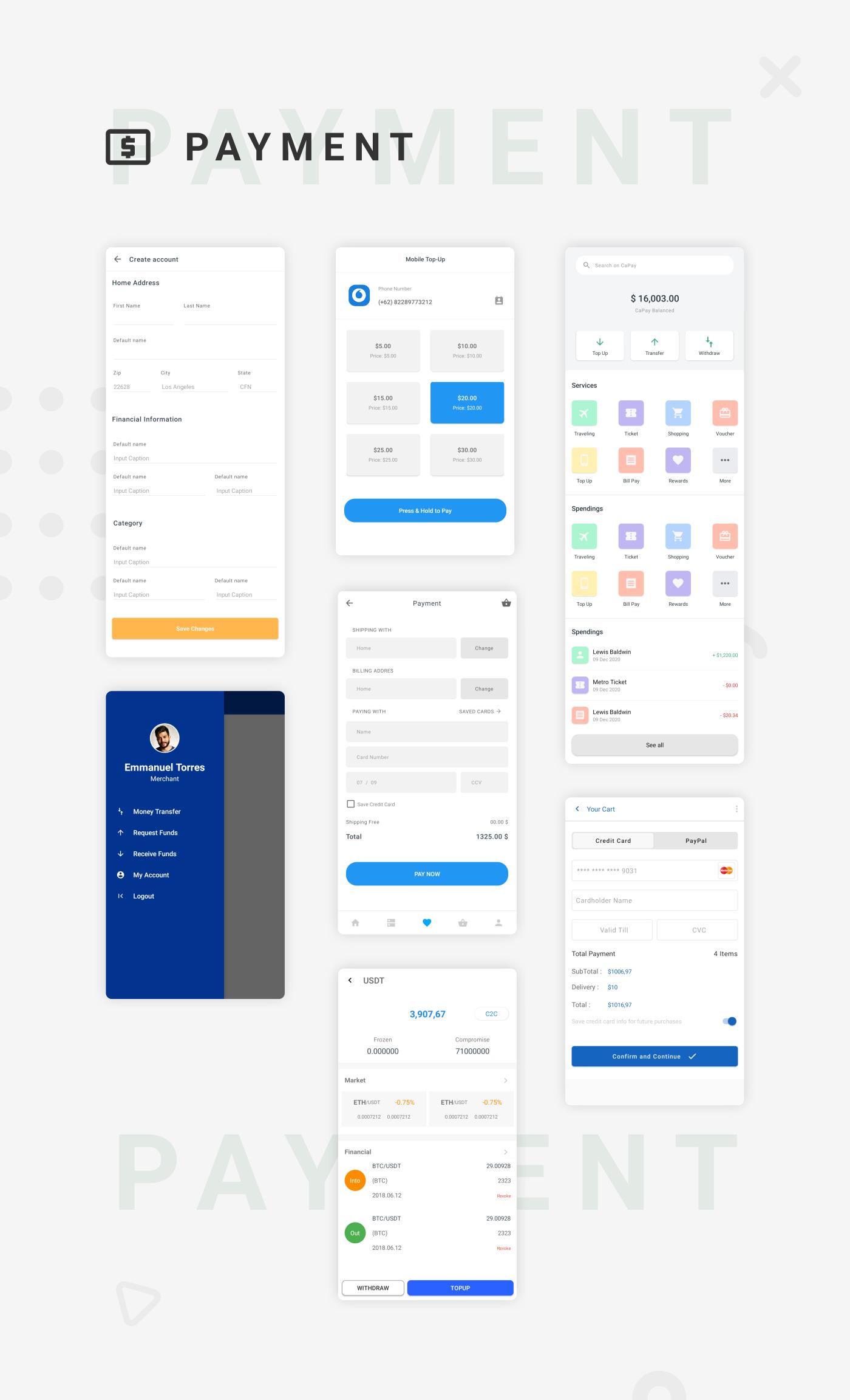 EcommerceX - Premium Ecommerce App UI Kit Template 1.0 - 4