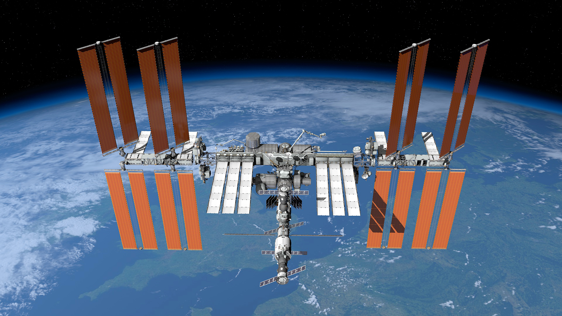 the solar space station facts information and pictures - HD1920×1080