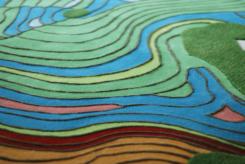 LANDCARPET Yunnan on Behance