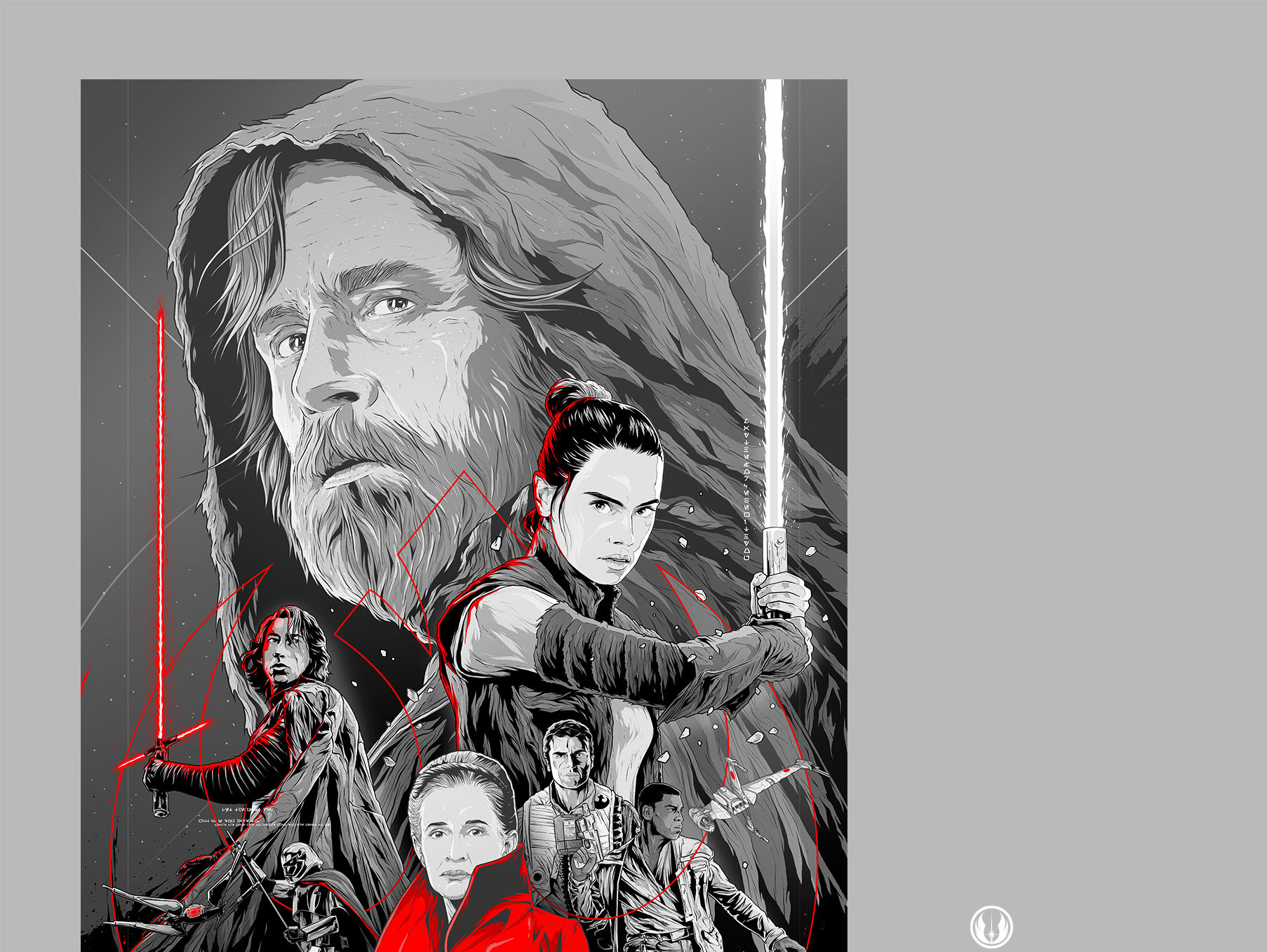 Star Wars: The Last Jedi Tribute