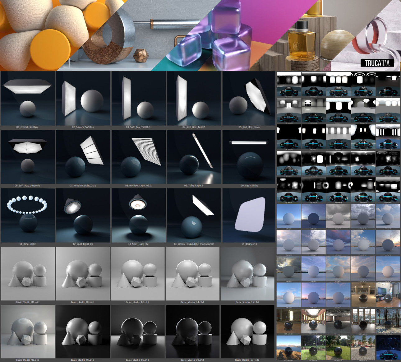 Arnold Shader Suite C4D on Behance