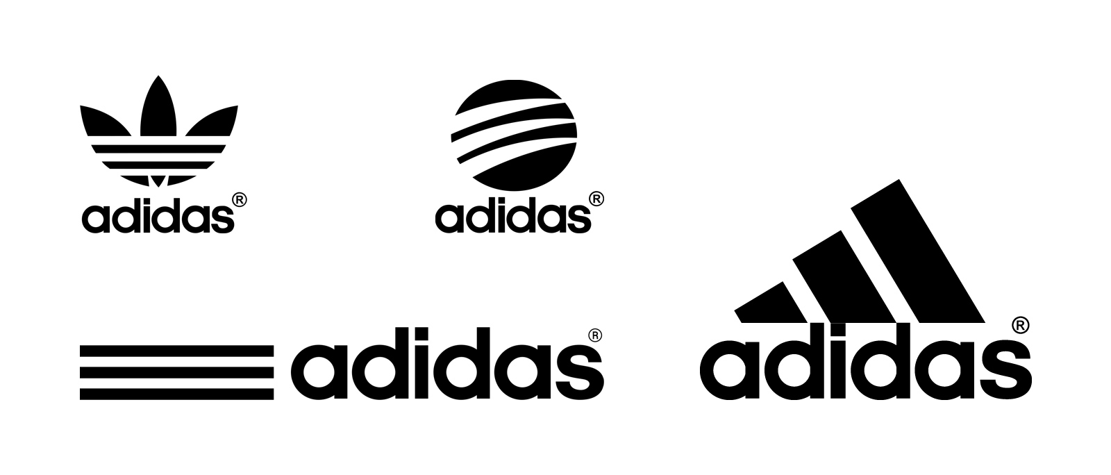 Adidas Brand Design Study On Behance