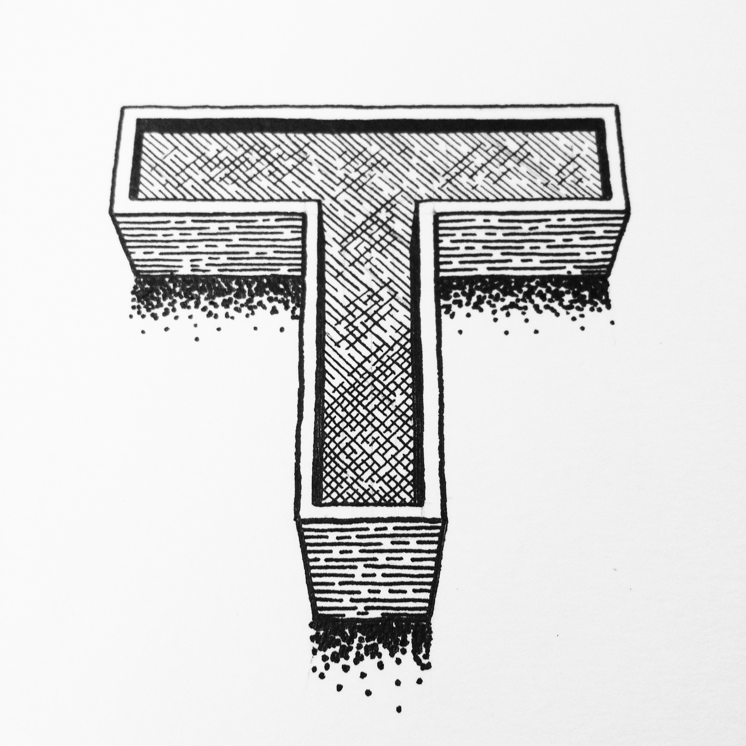 Hand Made Letters On Behance