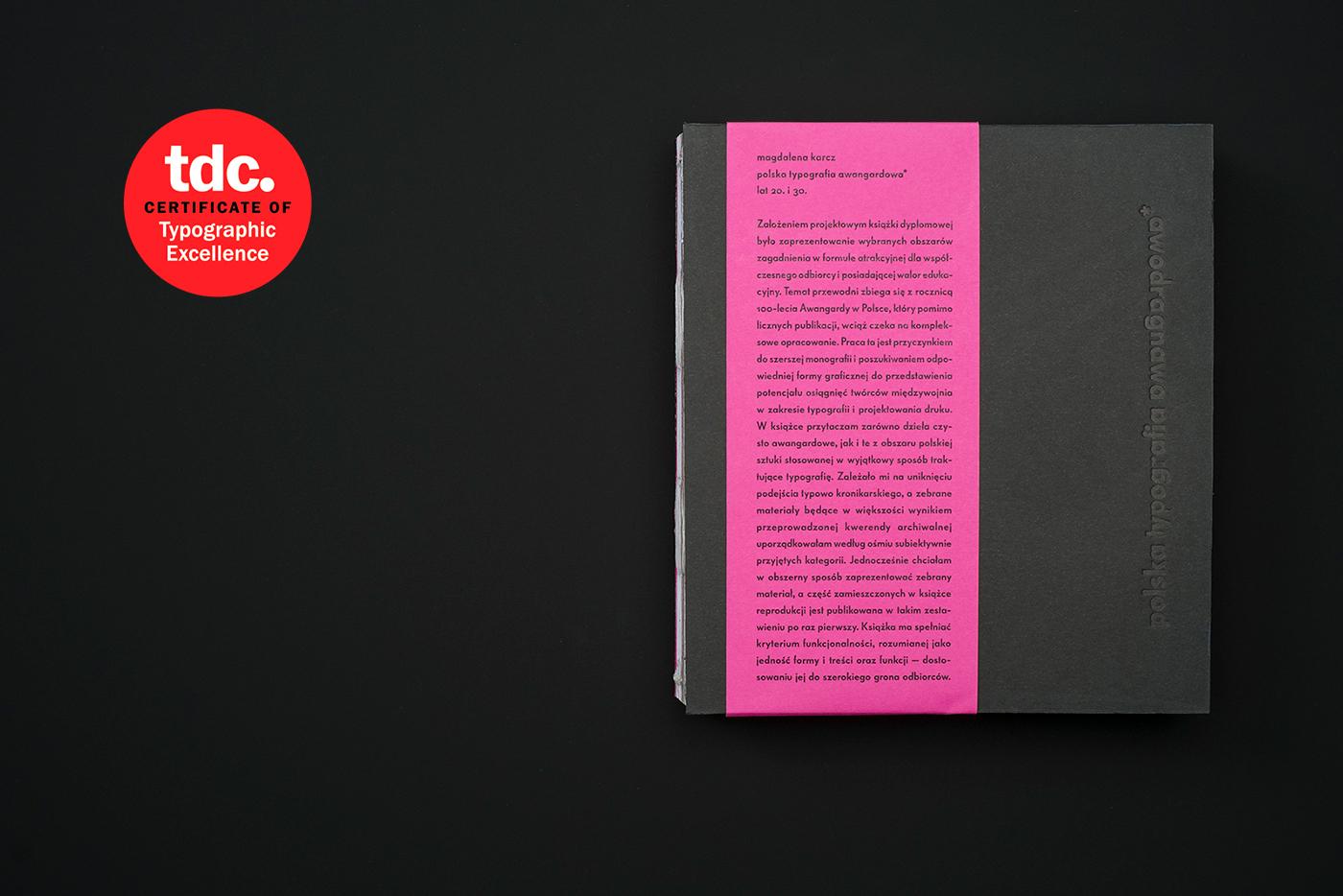 polish avant garde typography of 20s and 30s 2017 on behance rh behance net