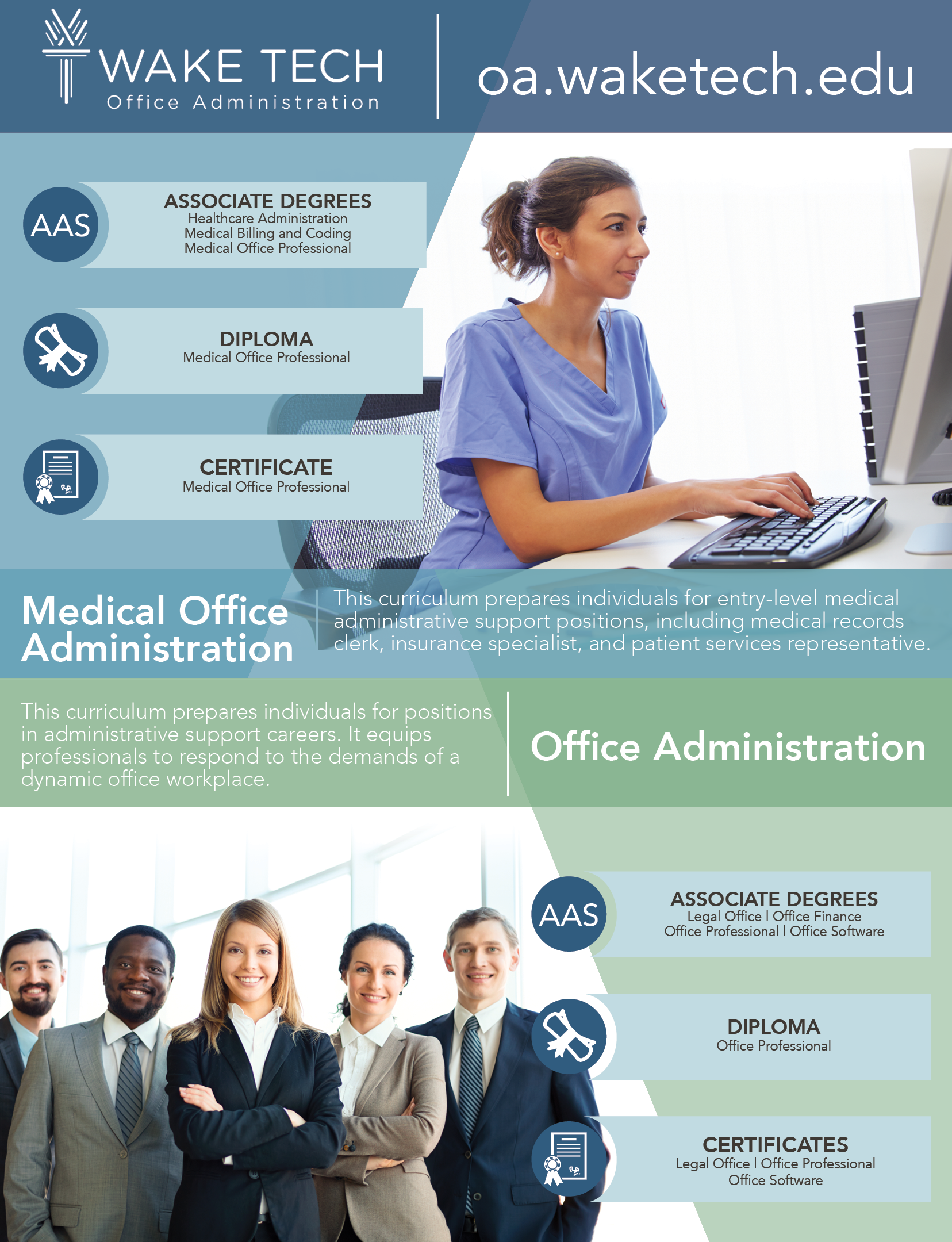 is medical office administration a good career