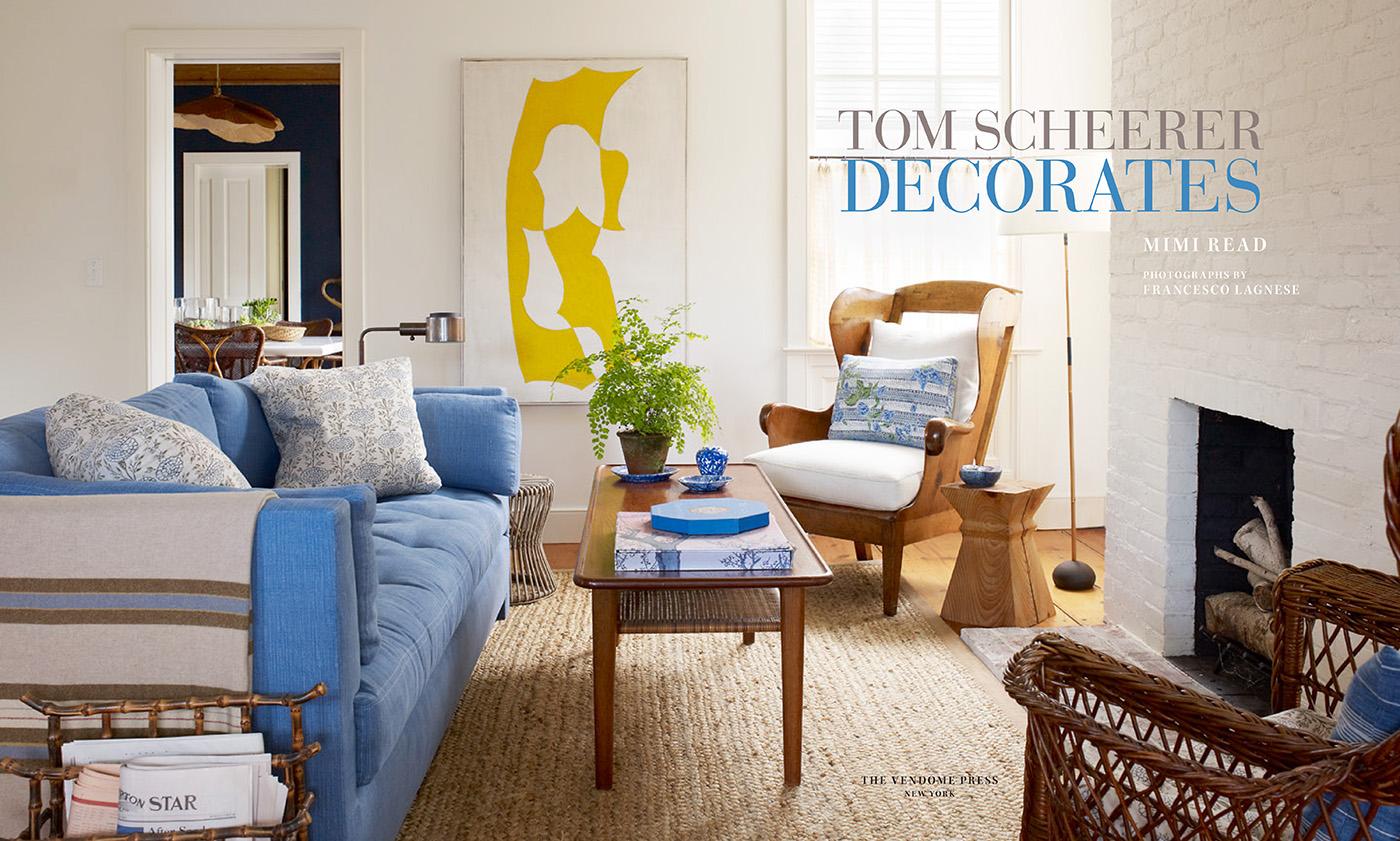 Tom Scheerer Decorates On Behance