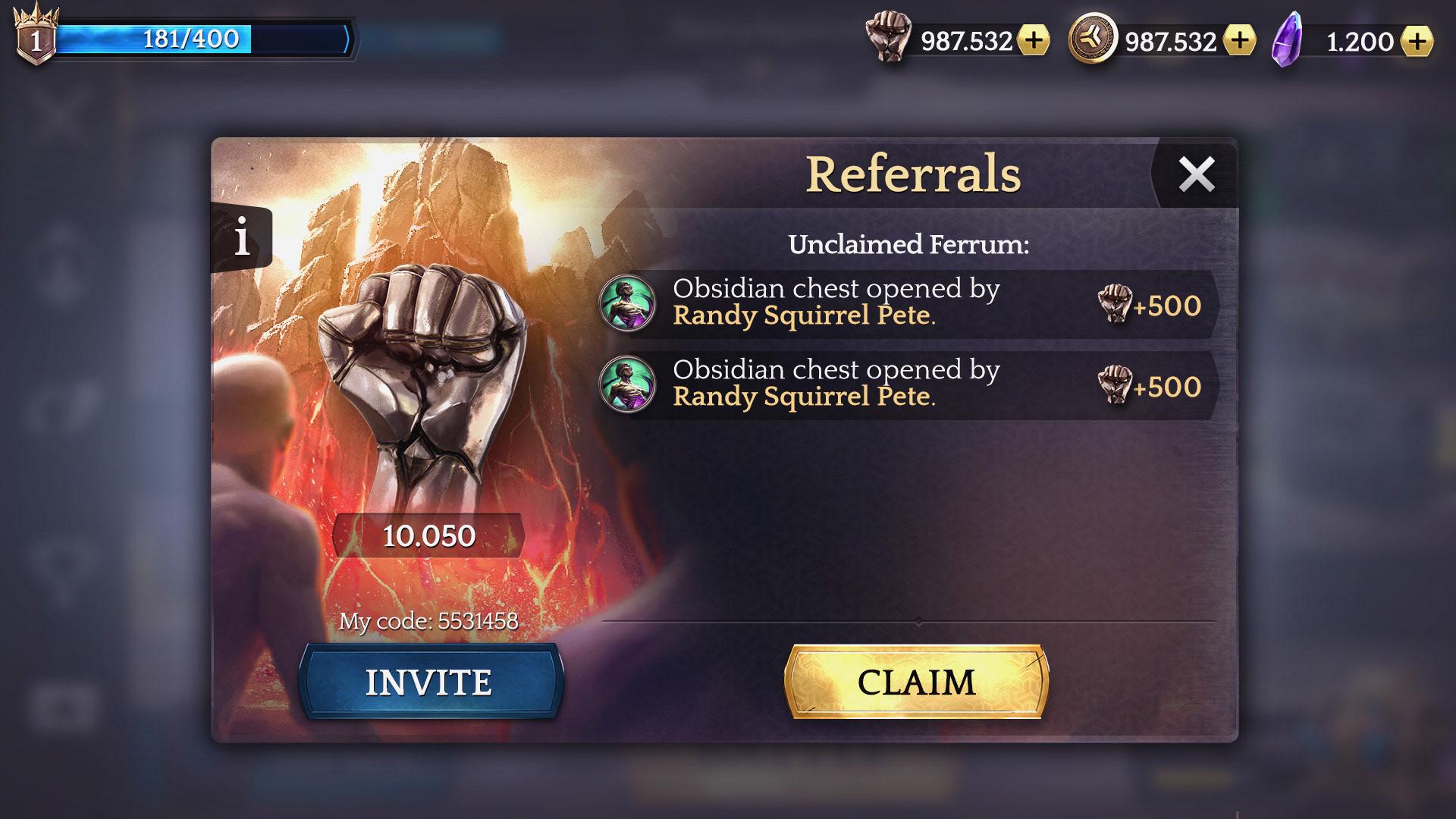 HEROIC: Magic Duel UI on Behance