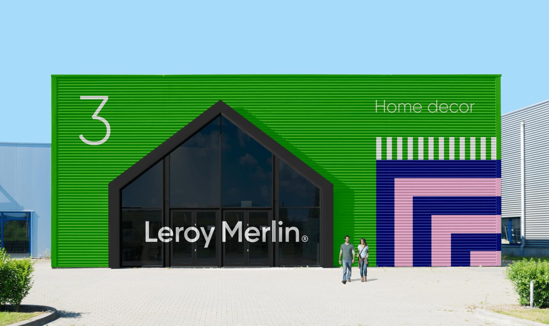 Leroy Merlin On Behance