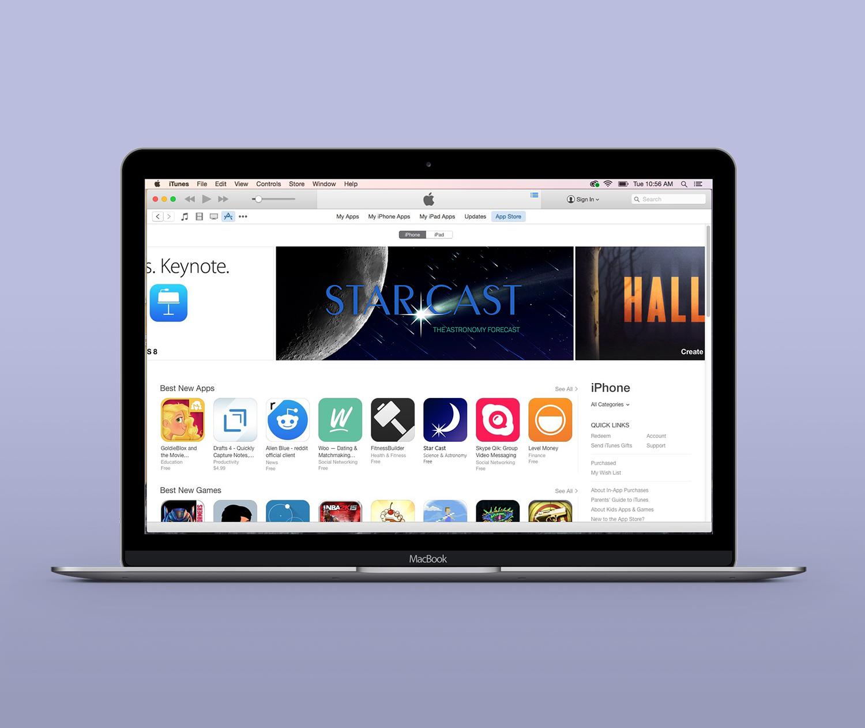 Starcast App on Behance