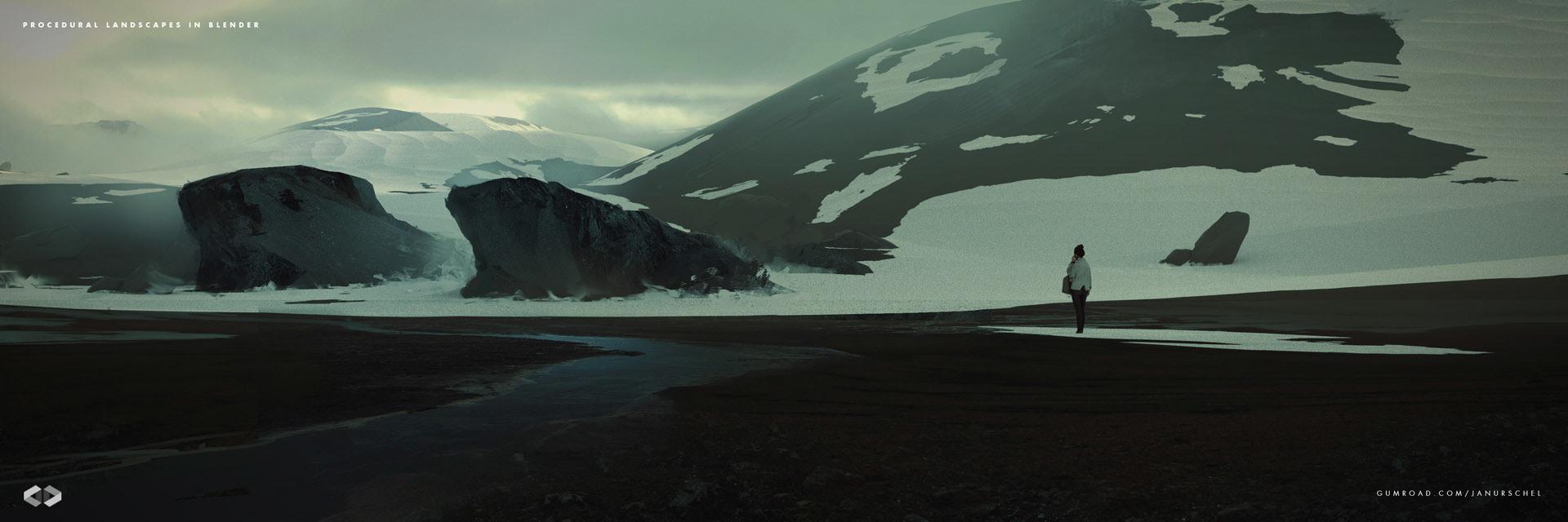 Conceptual Landscapes and Universe of Jan Urschel