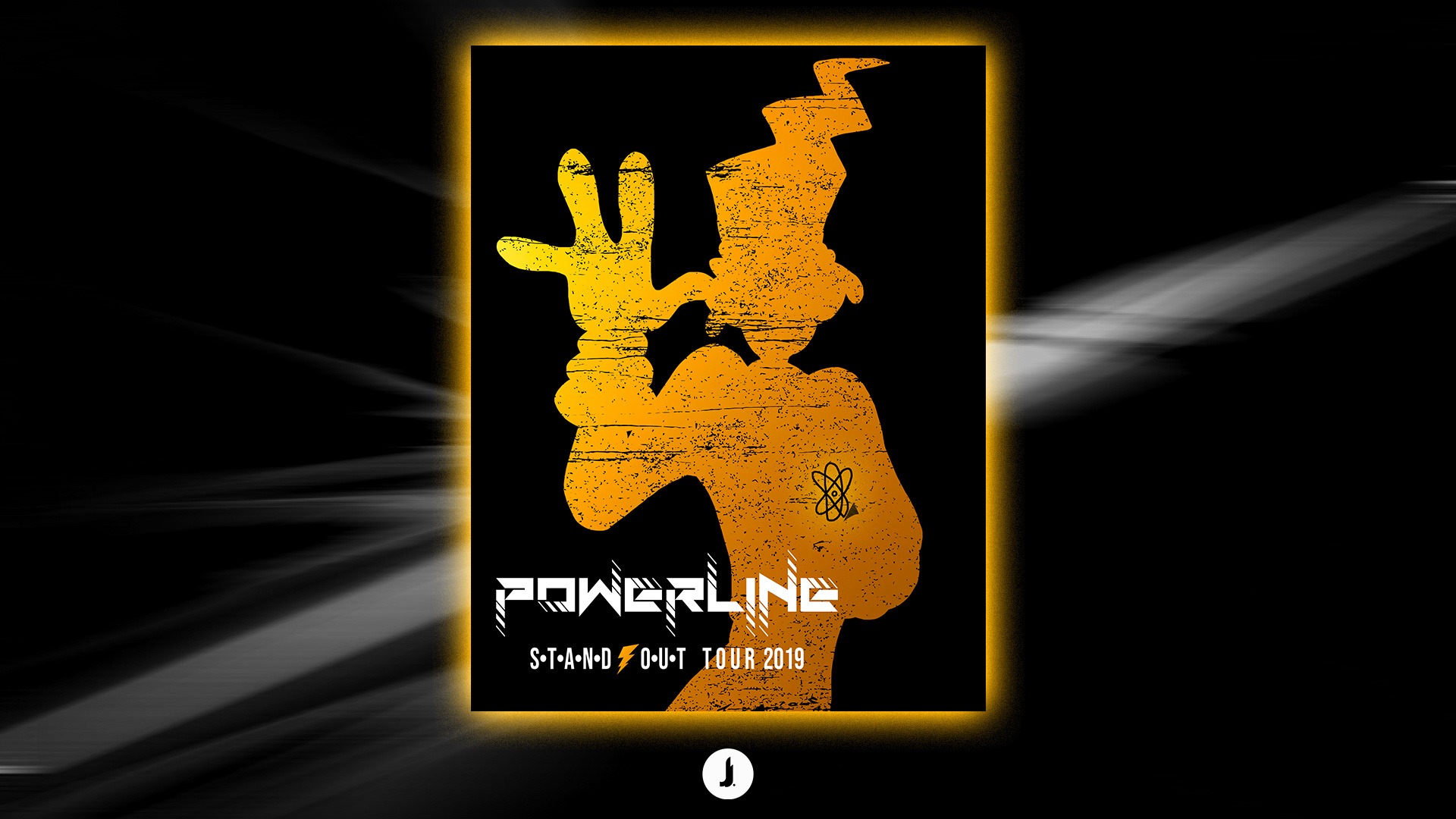The Goofy Movie Powerline Concert Poster Concept On Behance
