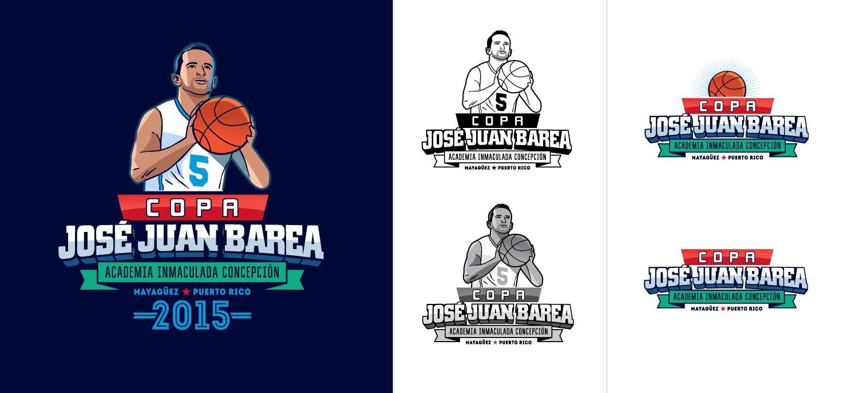 Candela Demarco Copa José Juan Barea
