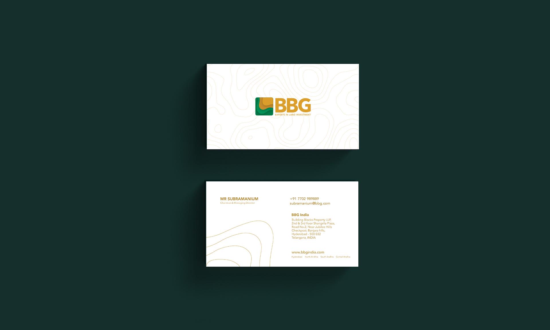 BBG on Behance