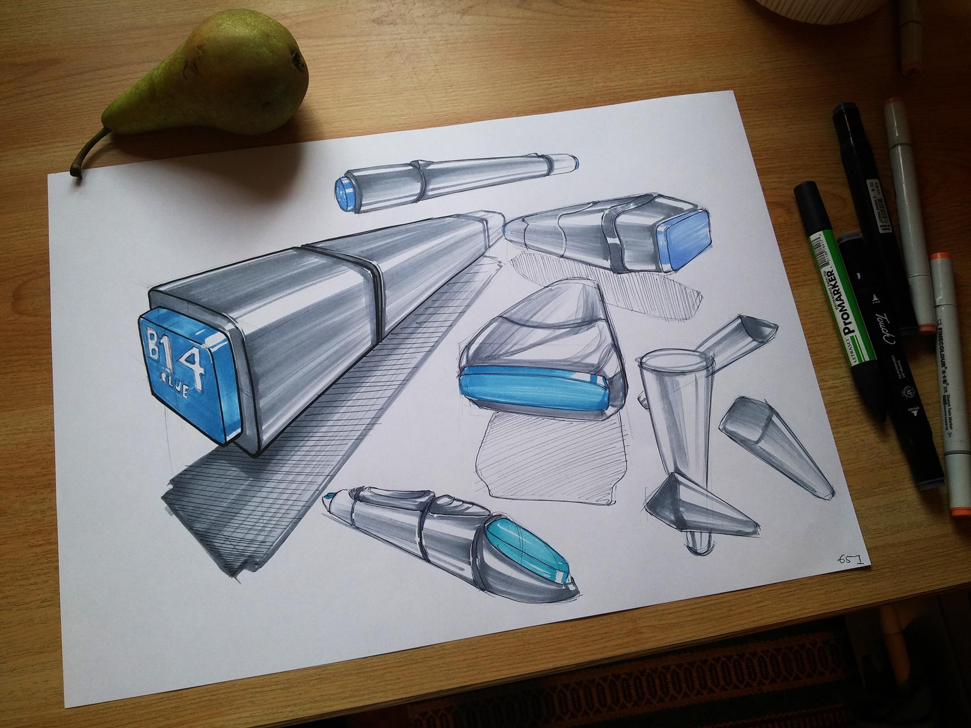 его картинки с рисовать предметы быстро