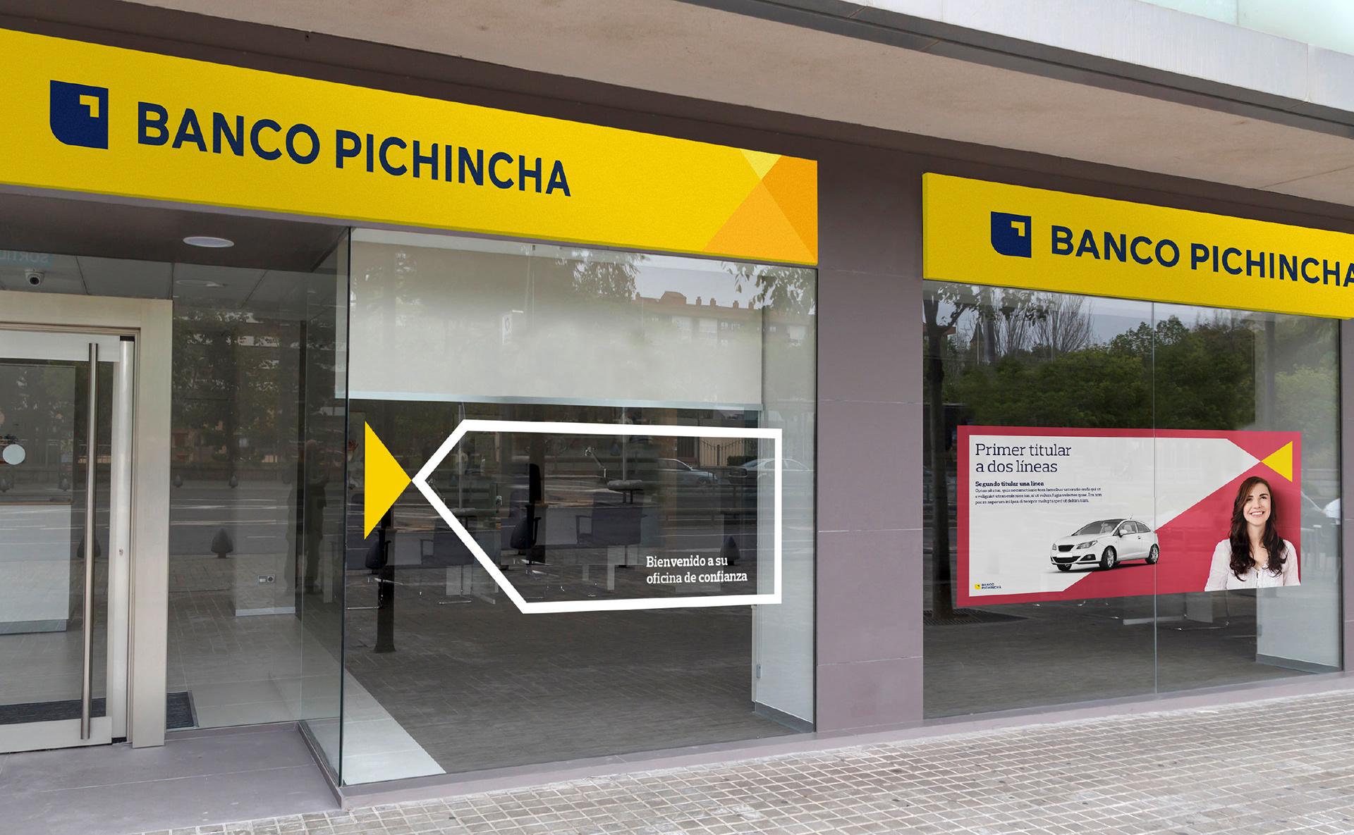 BANCO PICHINCHA on Behance