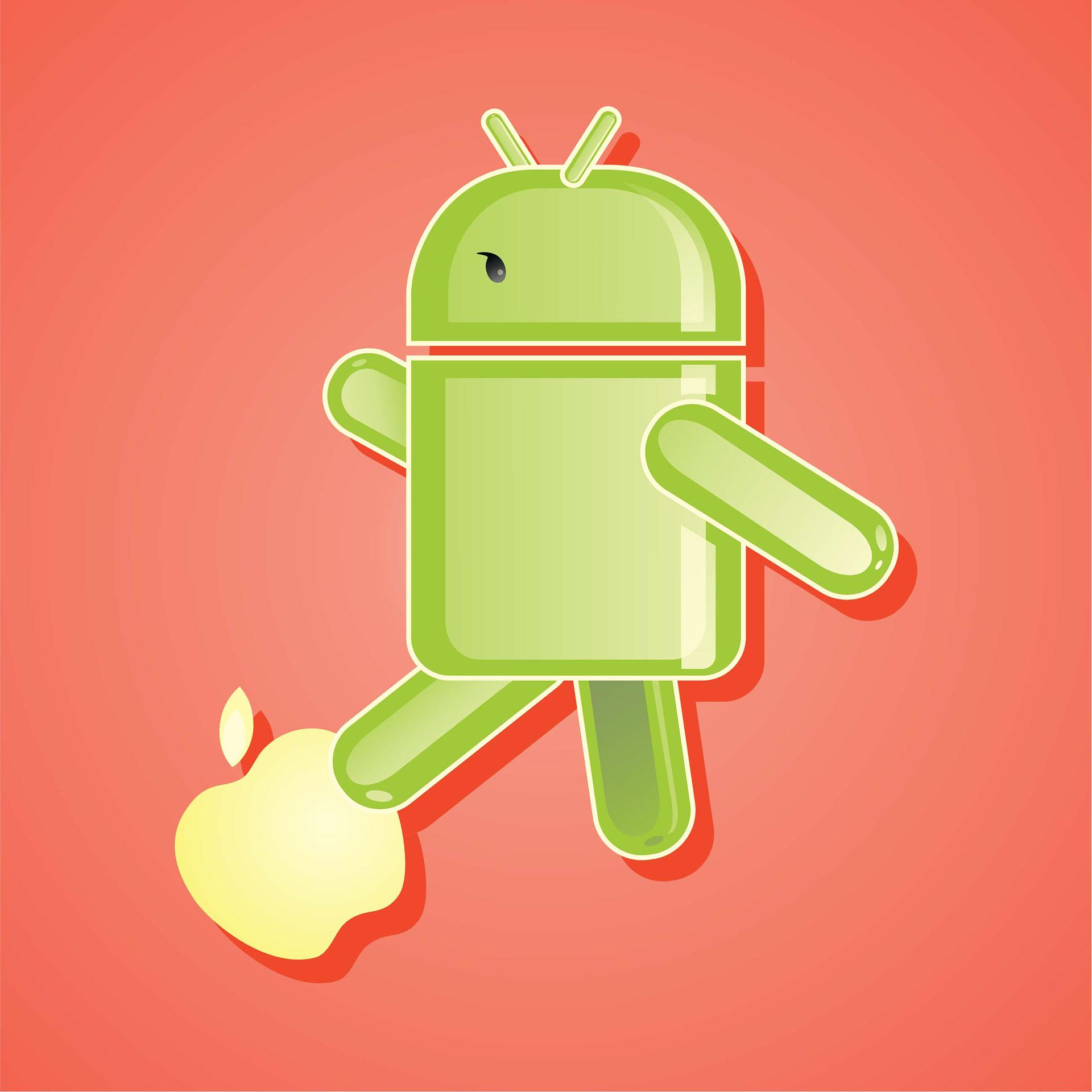Что лучше айфон или андроид картинки