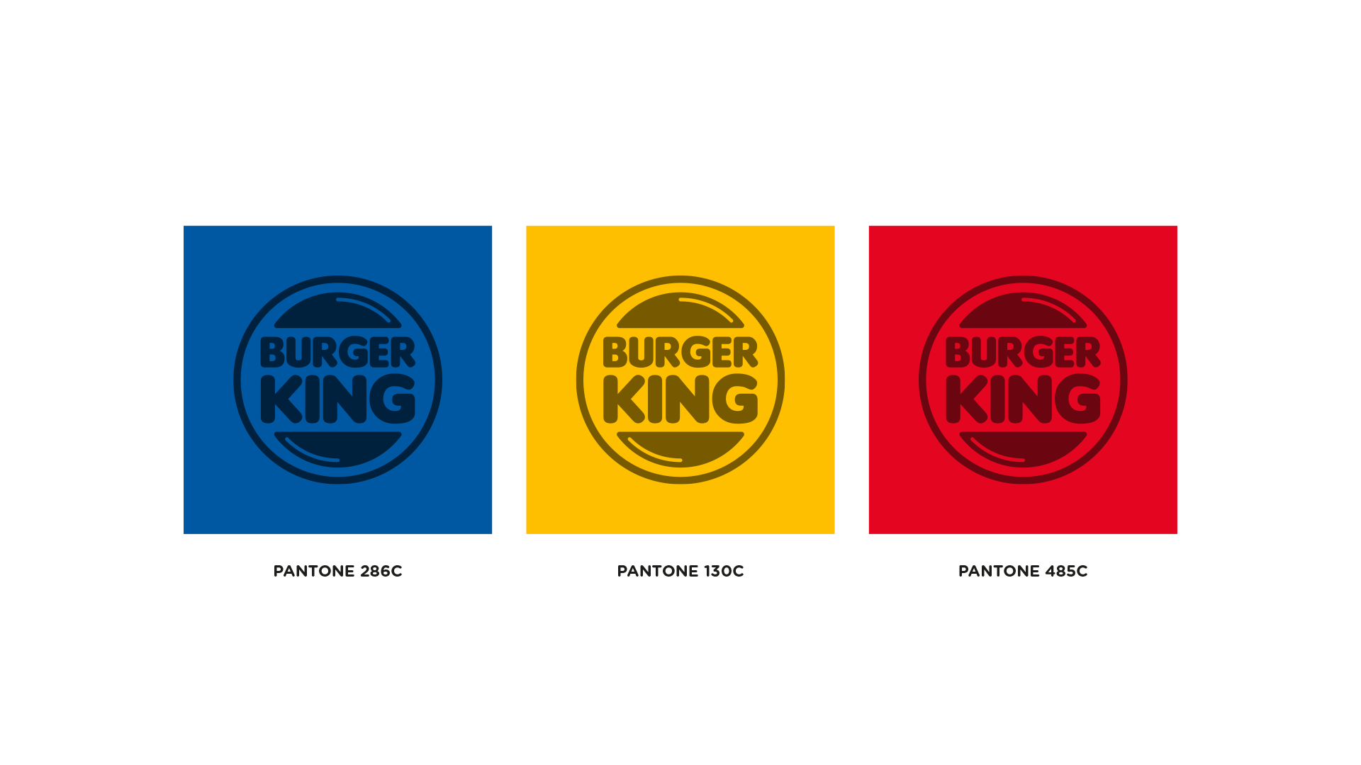 BURGER KING - Brand Restyling on Behance