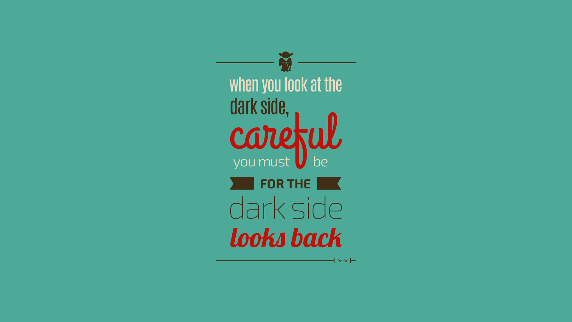 Yoda Quotes On Behance