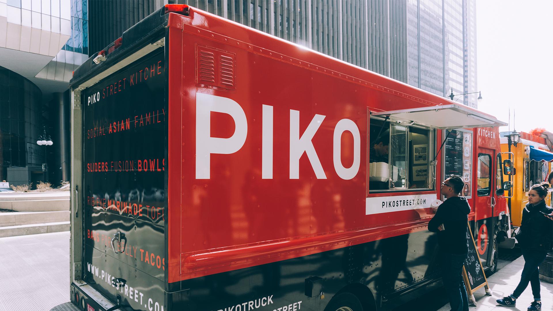 Piko Street Kitchen On Behance