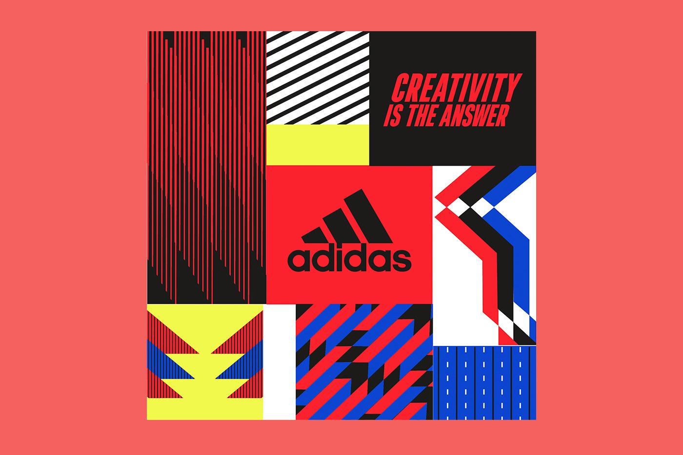 krater prtljag šarm  Adidas - Football Creator Base advertising on Behance