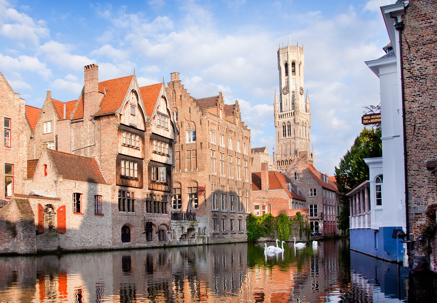 Visit Bruges © Jan D'Hondt