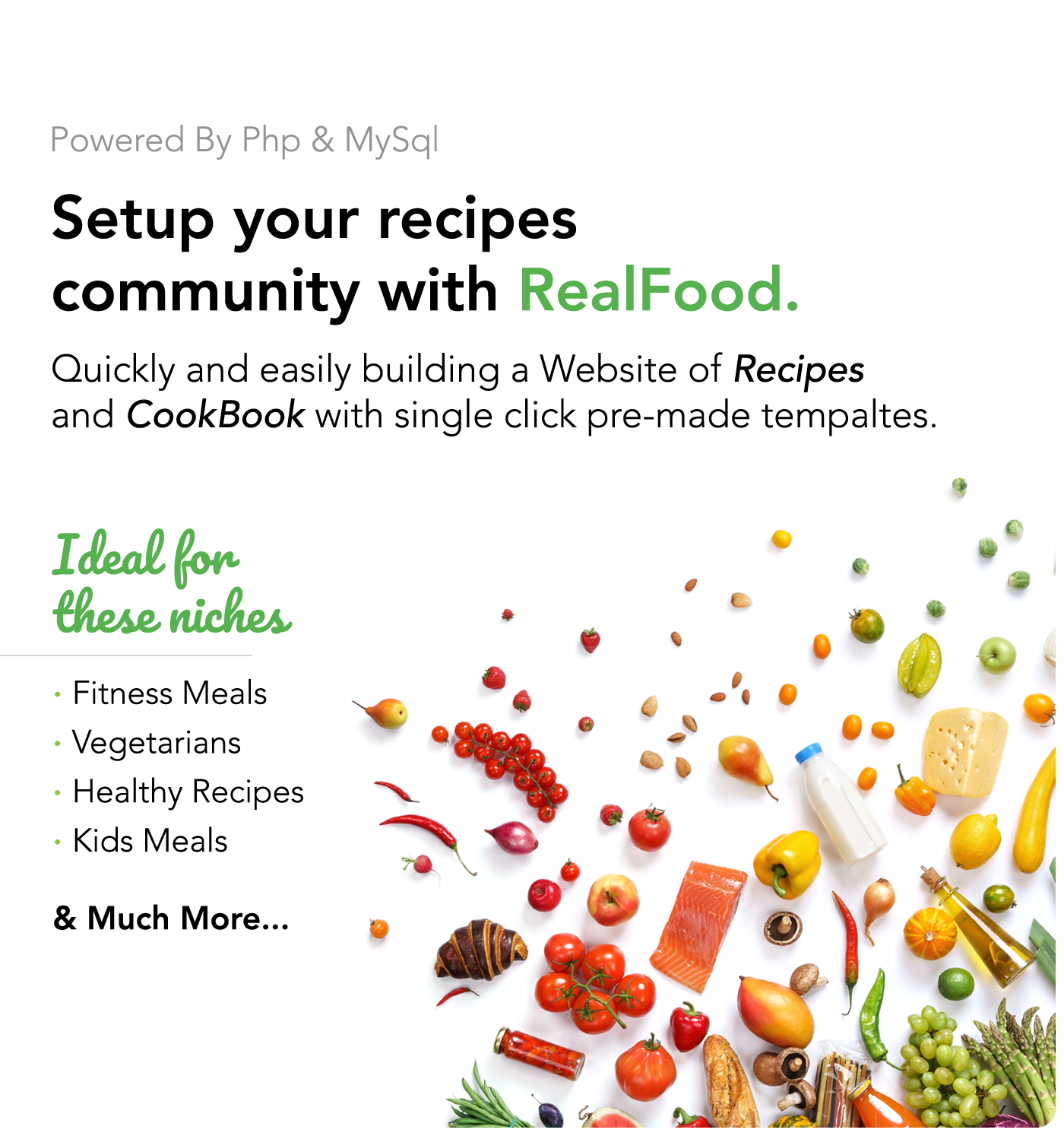 RealFood | The Ultimate PHP Recipes & Community Food - 7