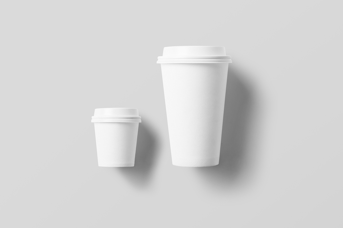 Free Paper Cup Mockup On Behance