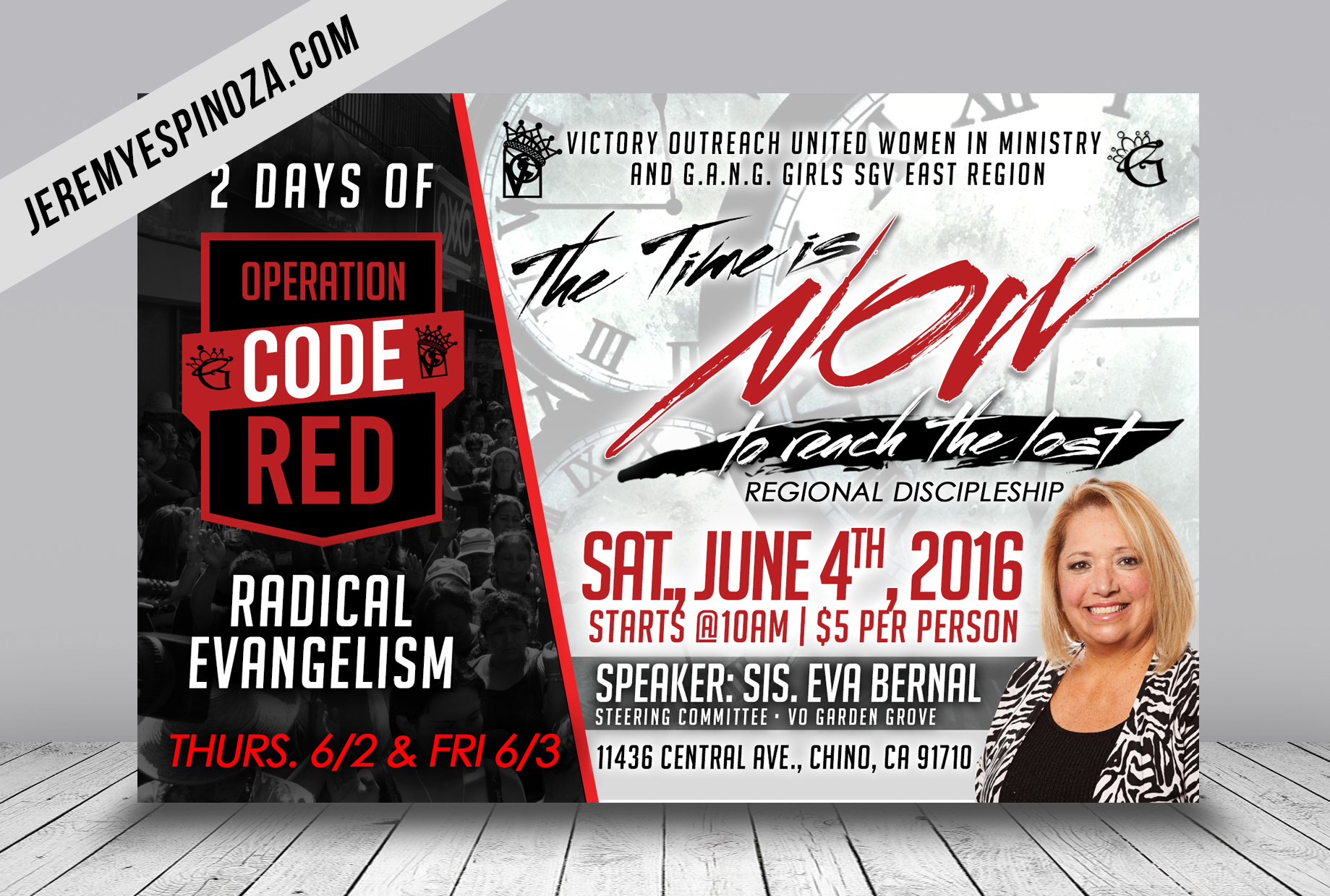 victory outreach flyers on behance
