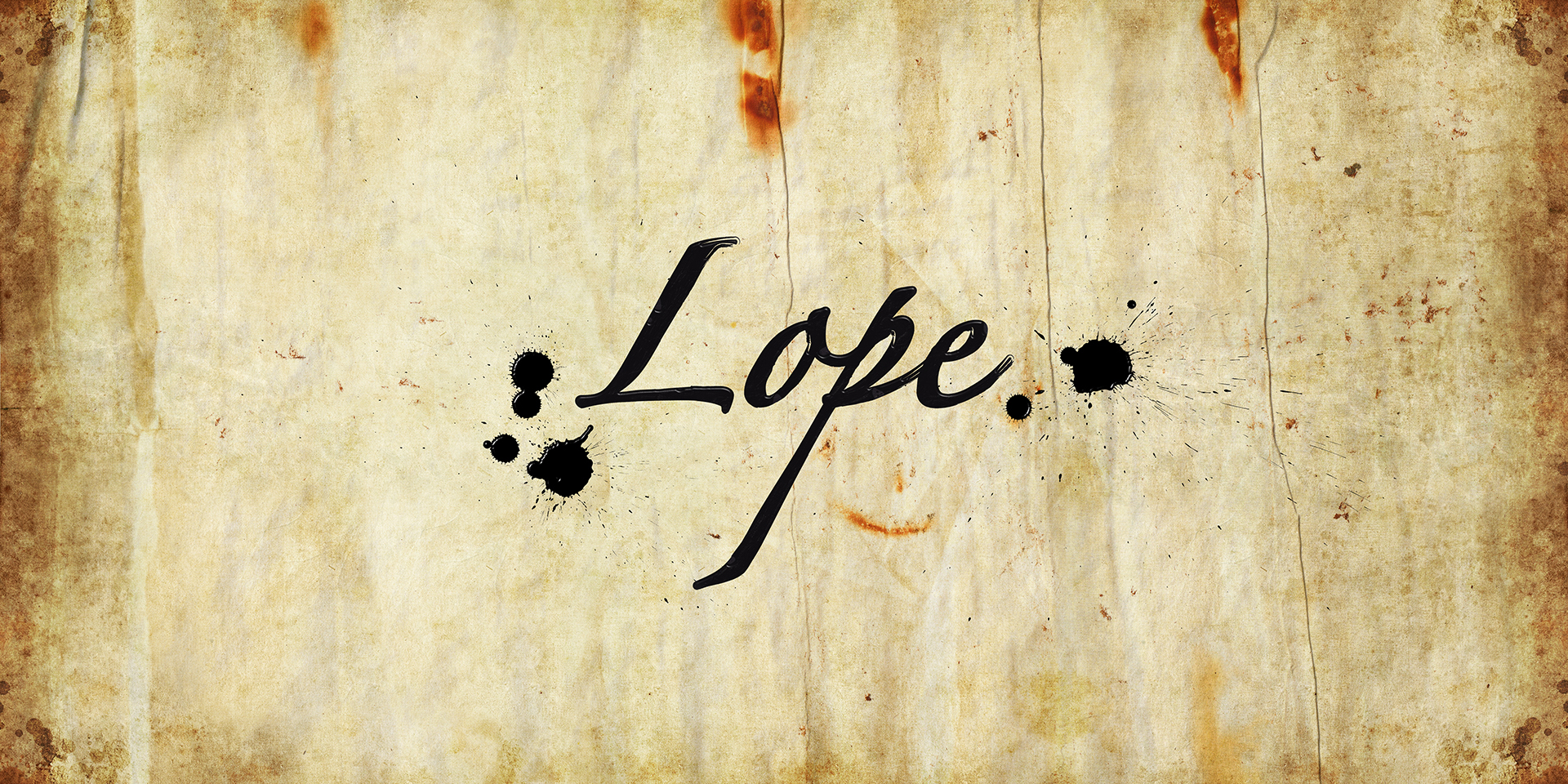 "TITLE FOR THE TEASER FOR ""LOPE"""