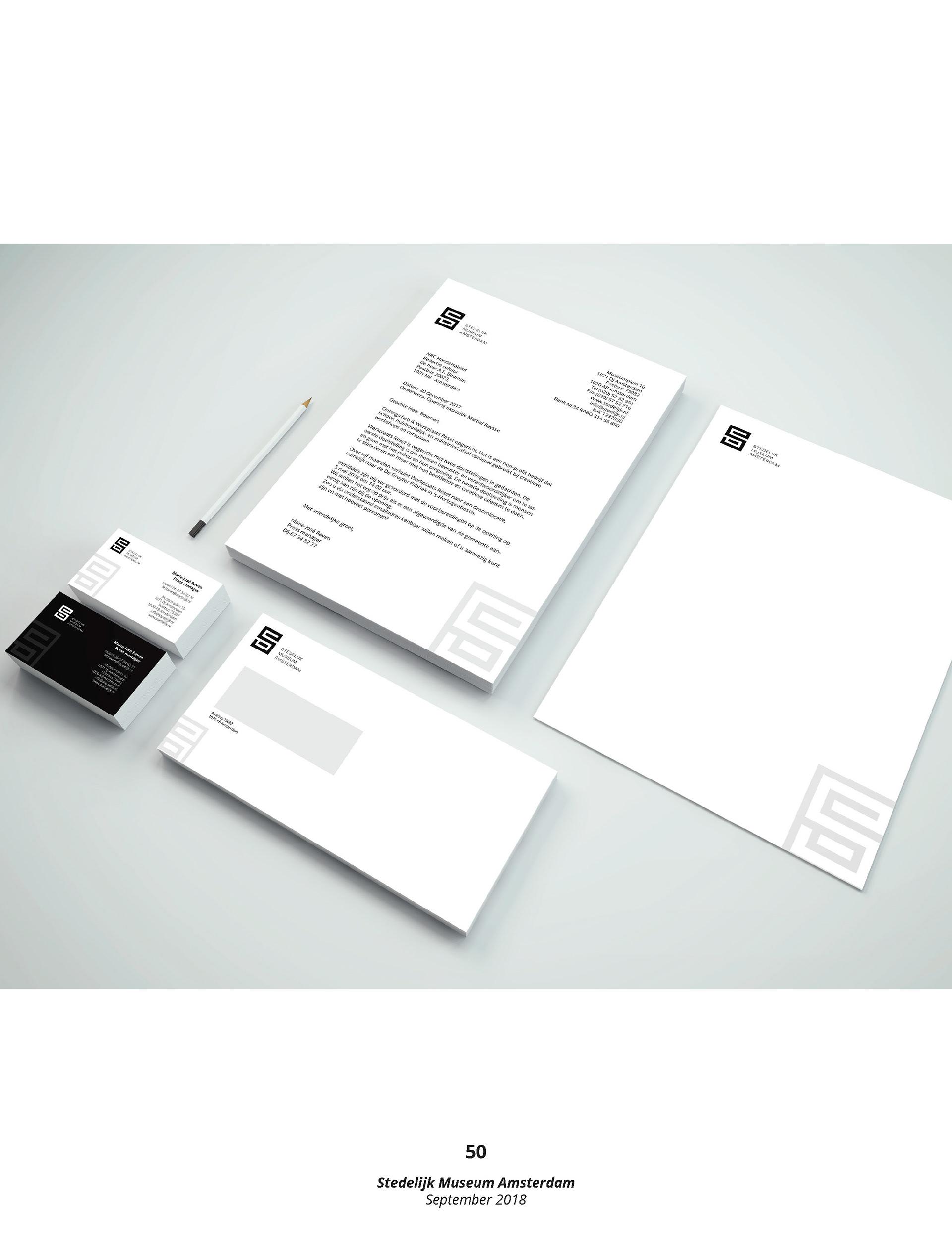 Design Bank Gebruikt.Stedelijk Museum On Behance