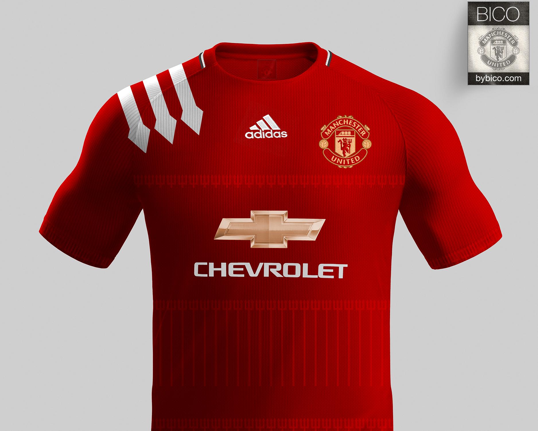 Manchester United Kits On Behance