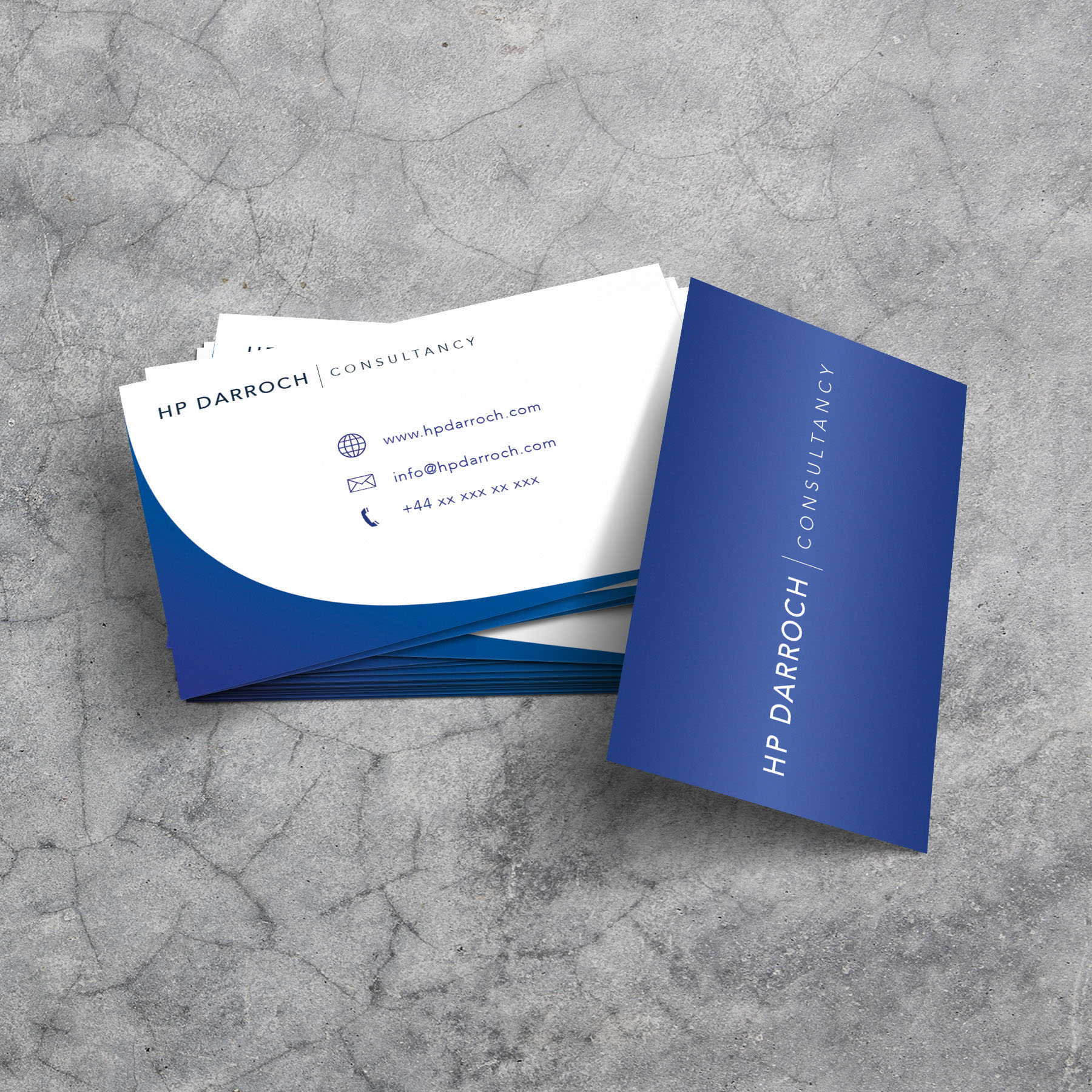Agnes Lewandowska - HP Darroch Business Cards