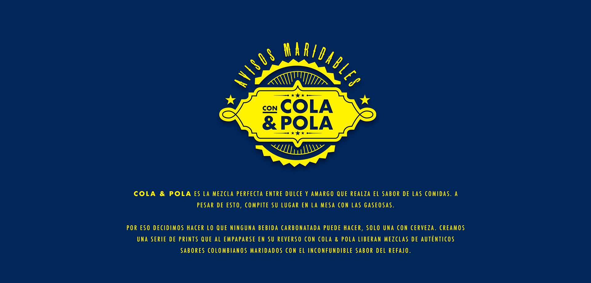 Senior Lions Cola Pola On Behance