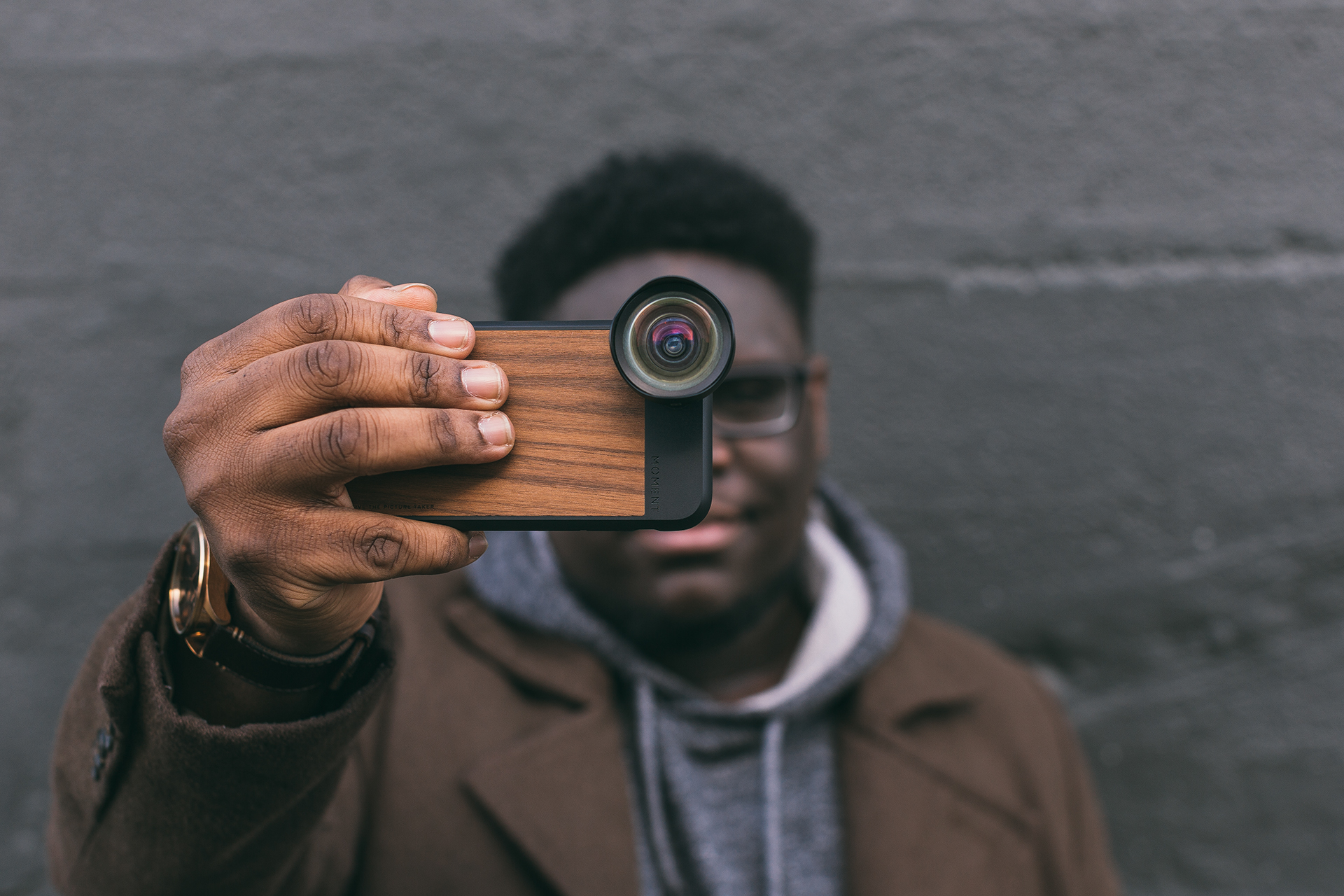 Industrial Design: Moment V2 Photo Case