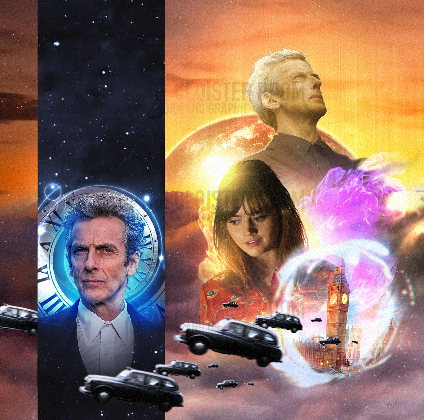 Doctor Who | Big Finish Covers on Behance