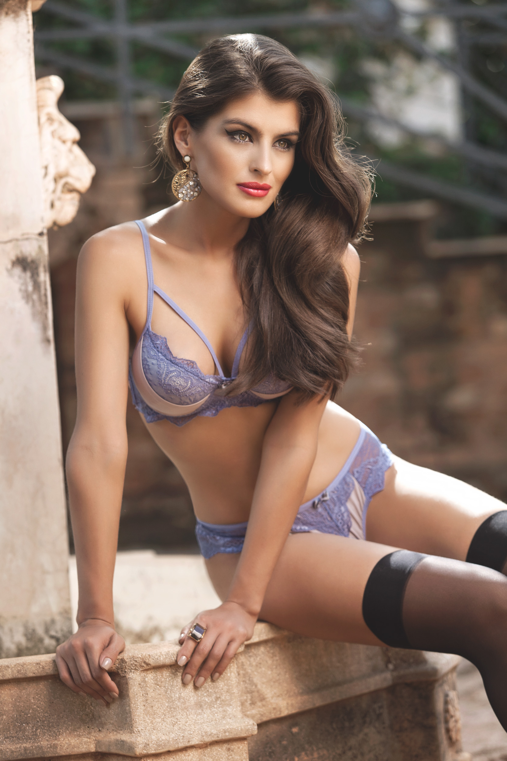 e86142459 Winter 2015 Intima Passion lingerie on Behance