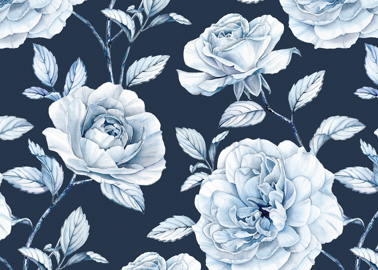 floral patterns and illustrations for royal insignia on behance