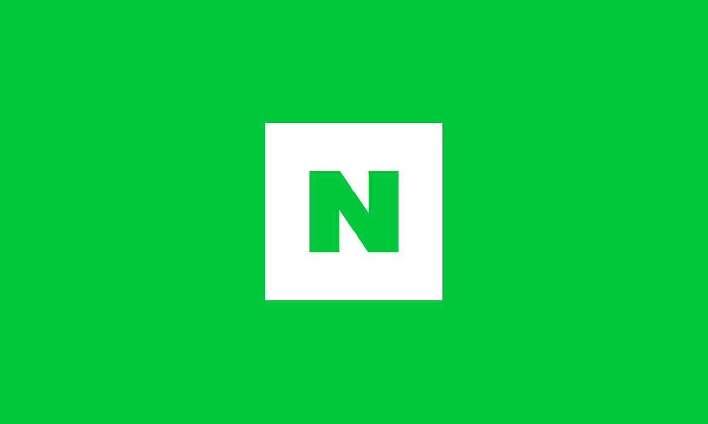 NAVER Square Identity on Behance