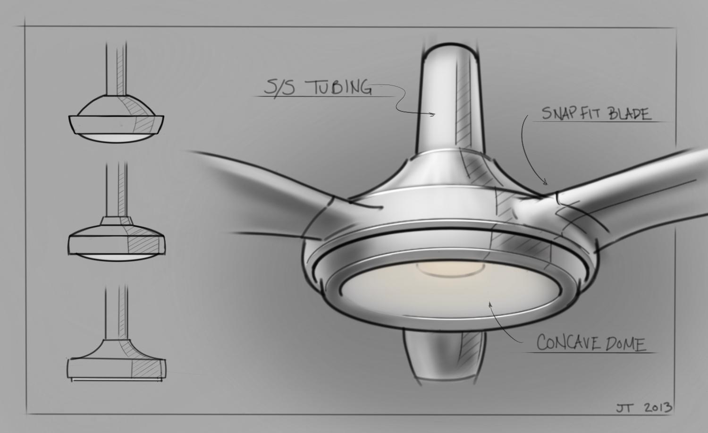 Ceiling Fan Concepts On Behance