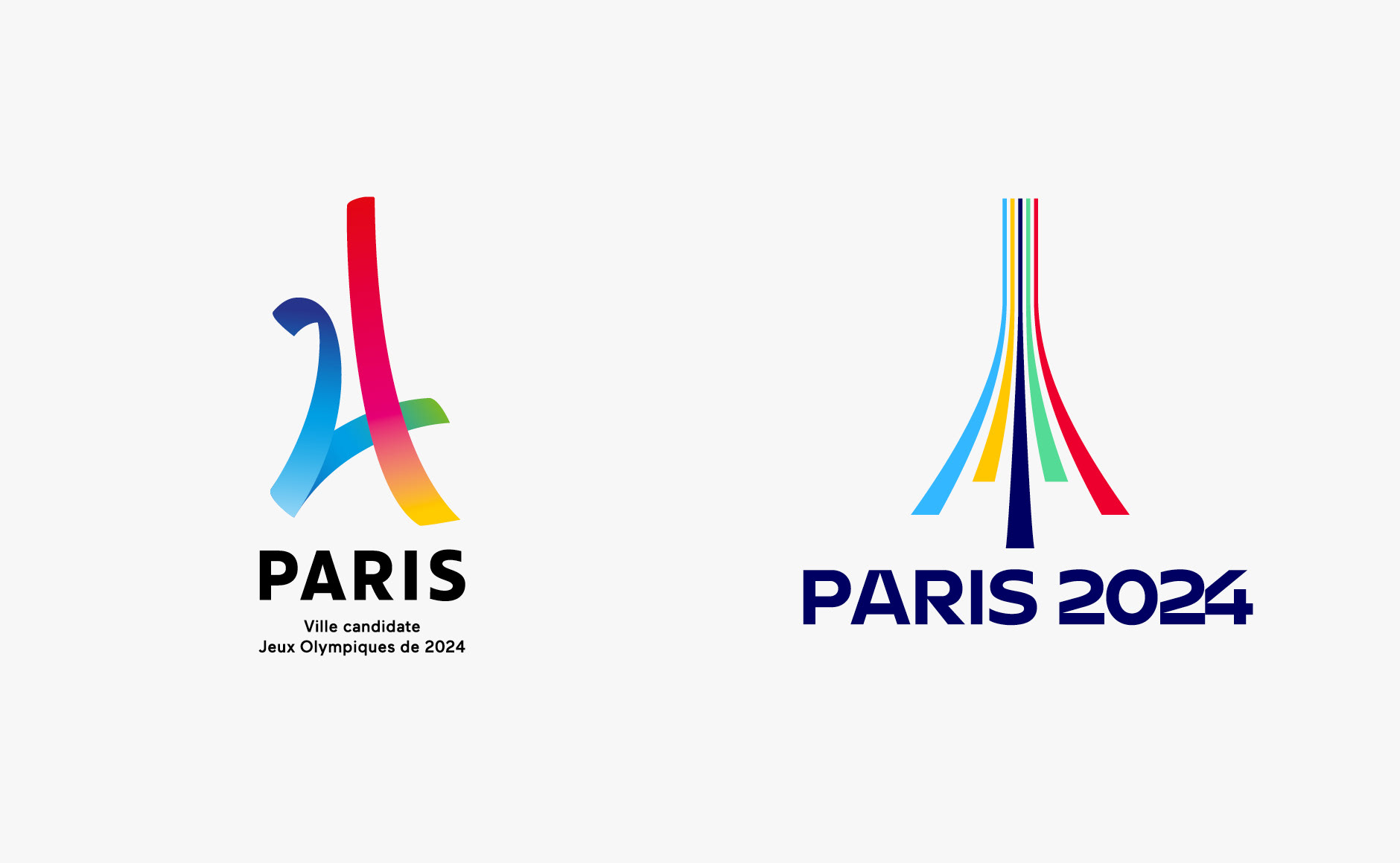 Paris 20 Olympic Games   Brand design on Behance
