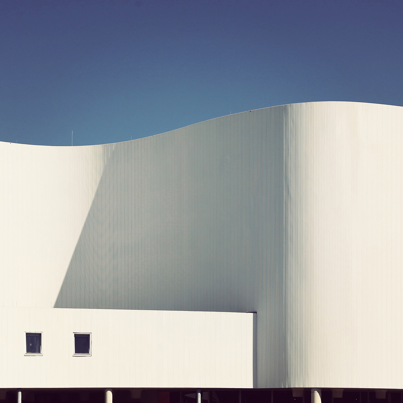 Architecture Photography Series summer on behance