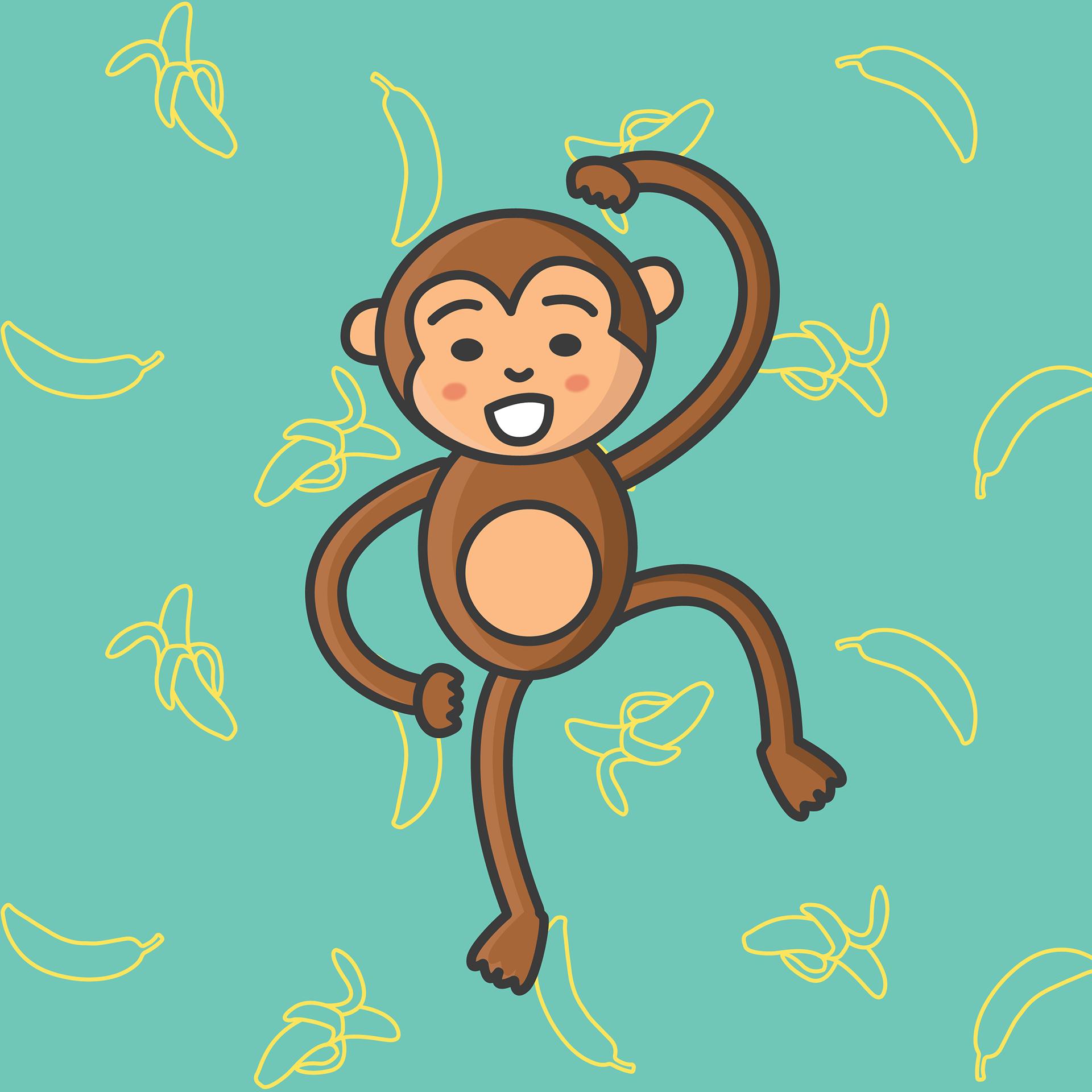 Год обезьяны стихия