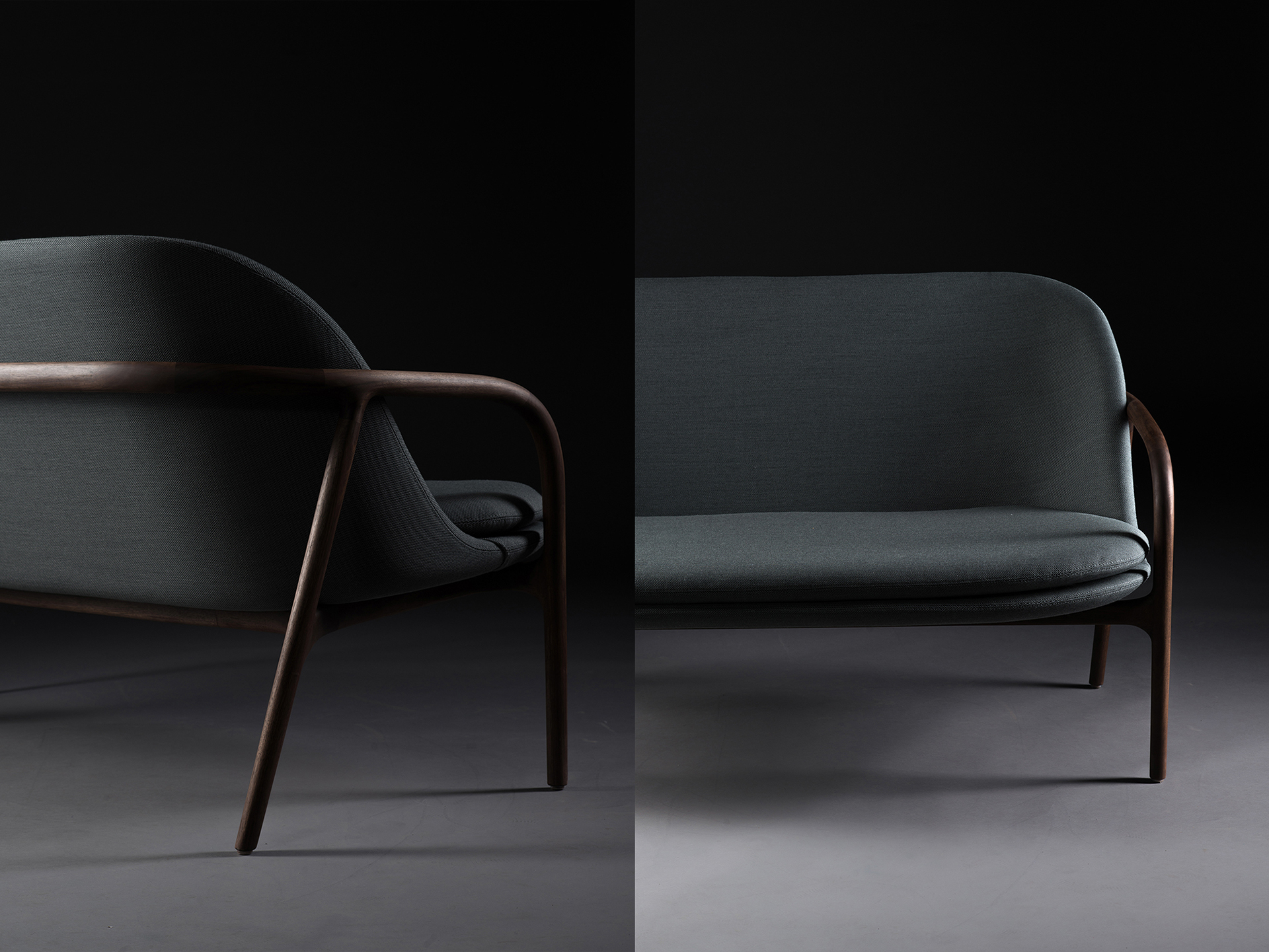 Incredible Neva Lounge Collection On Behance Pabps2019 Chair Design Images Pabps2019Com