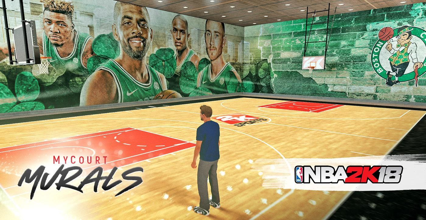 NBA 2K18 \