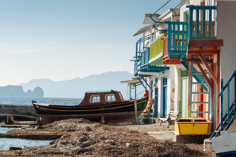 Milos, Greek Islands