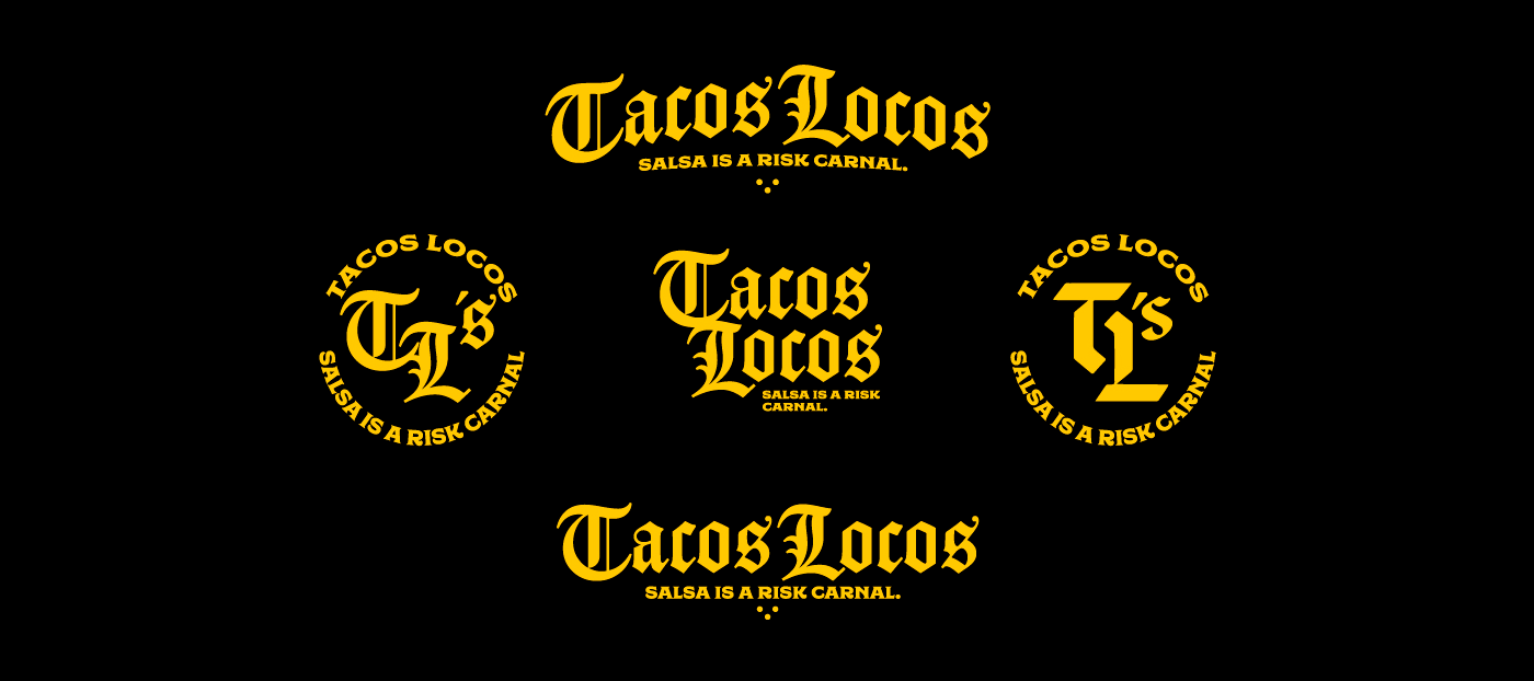 Tacos Locos On Behance