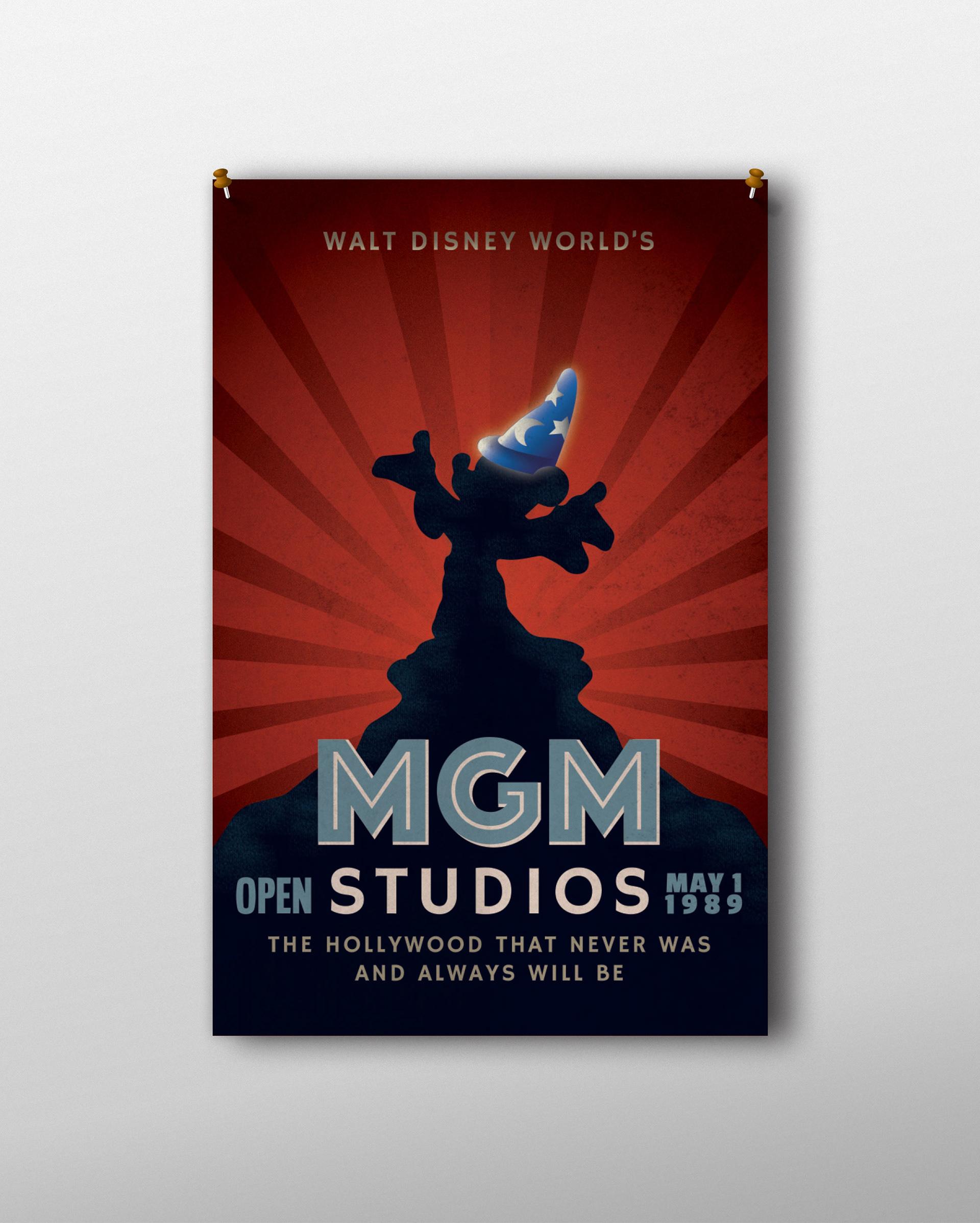 Art Deco Disney Poster Series on Behance