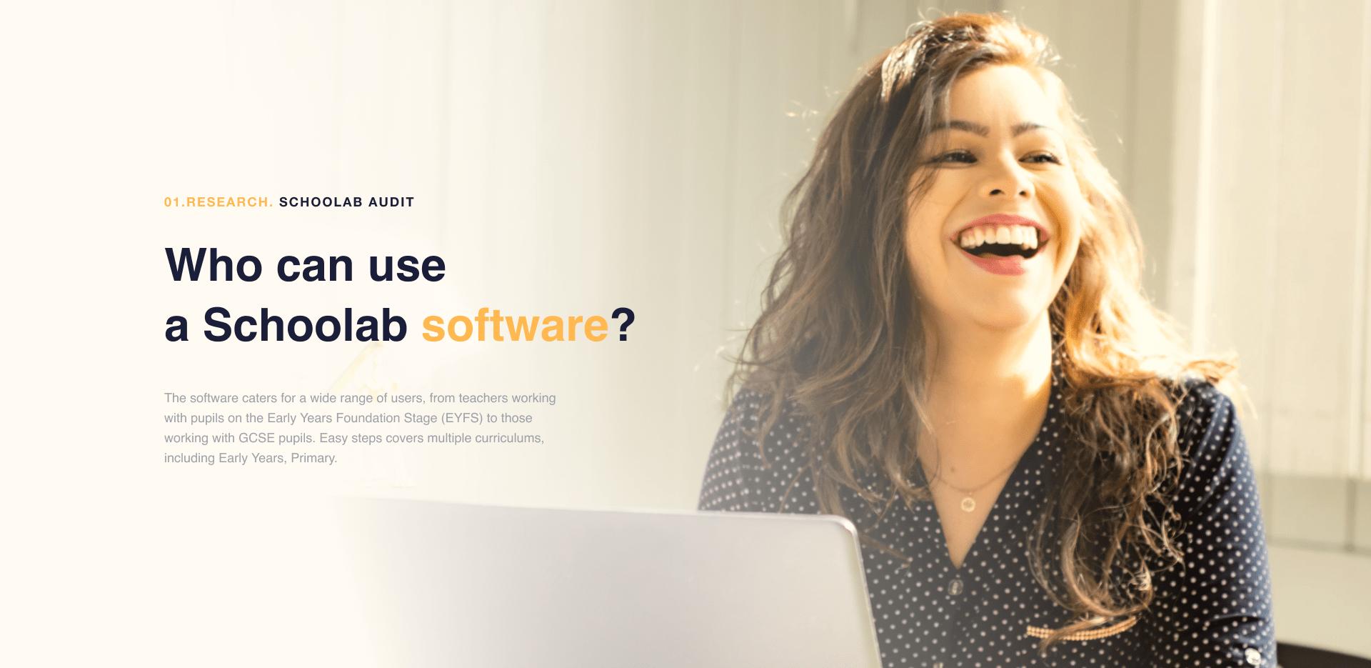 Schoolab Web App